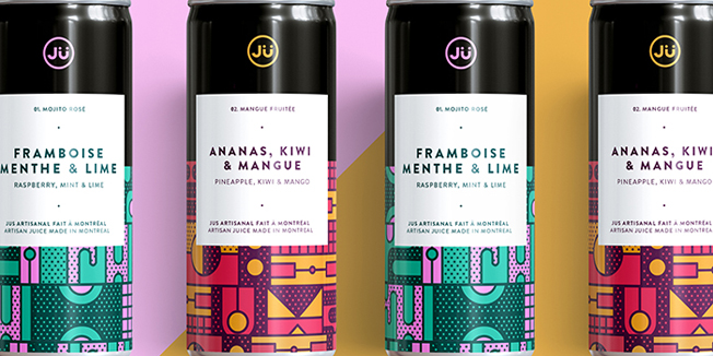 形色搭配在包装设计中的对比度