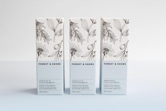 编排字在包装设计上的版面节奏【北京思逸品牌设计】