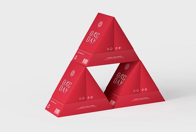 包装设计造型赋予视觉独特之美