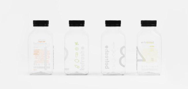 符号化的形象在包装设计中简洁易记