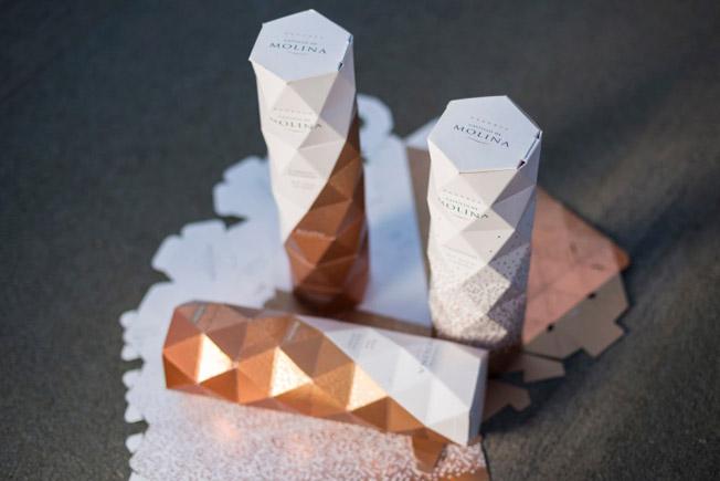 造型对于包装设计而言有鲜明的亮点